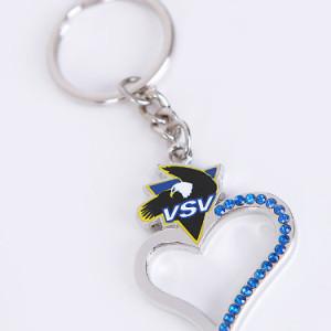 Schlüsselanhänger, Herz
