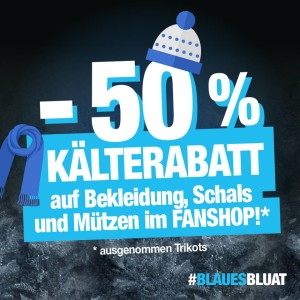 Super Sale im VSV Fanshop