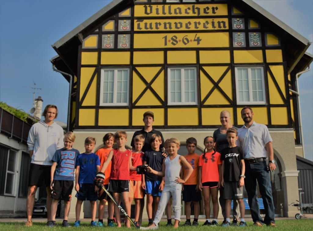 Bild von Kooperation zwischen 2 Villacher Traditionsvereinen