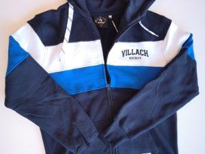 """Zip Hoodie – Villach Hockey """"Navy 2018"""""""