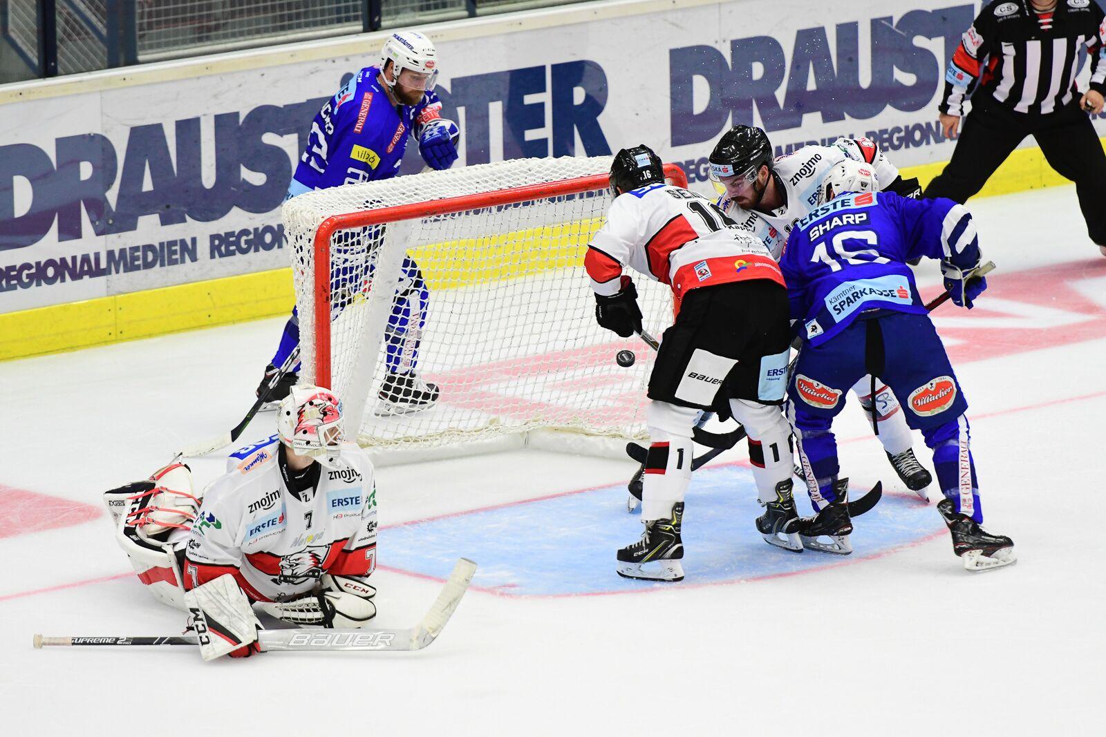 Photo of Knapper Overtime-Sieg für den EC Panaceo VSV zum Auftakt