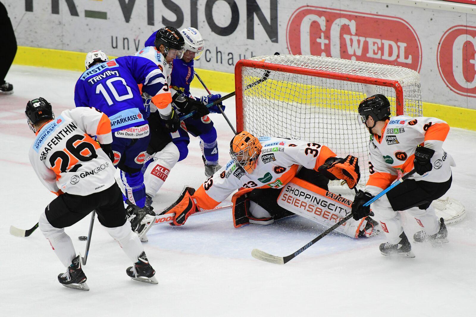 Bild von Graz holt sich drei Punkte in Villach