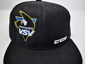 VSV Teamwear CCM Cap – Snap Back Schwarz