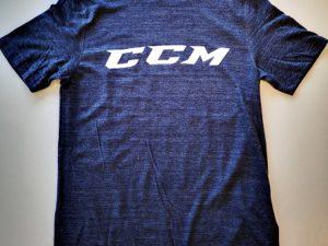 VSV Teamwear CCM Big Logo Tee Navy