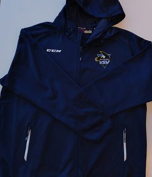 VSV Teamwear CCM Locker Room Full Zip Hood