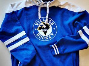 Villach Hockey Kids Hoodie Retro Style