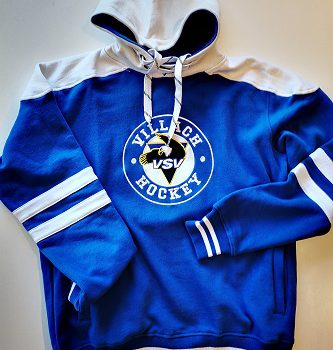 Villach Hockey Ladies Hoodie Retro Style