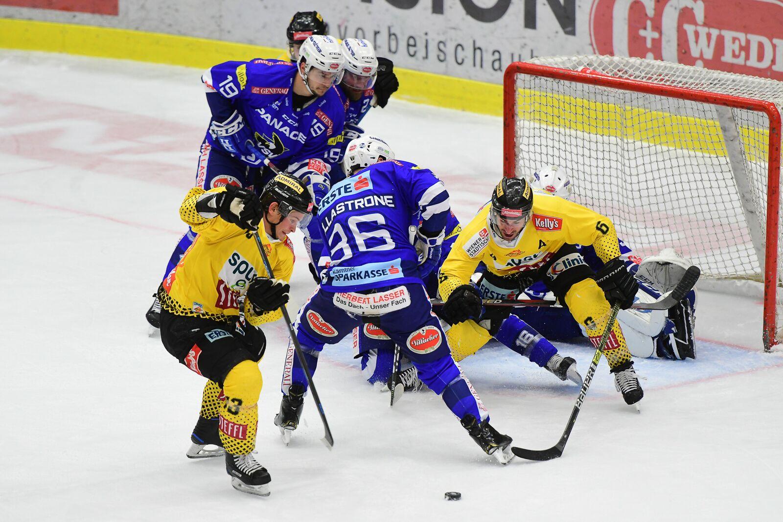 Bild von 2:5 Niederlage in Wien