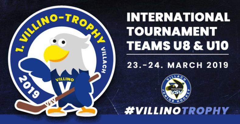 Bild von Villino Trophy in der Villacher Stadthalle