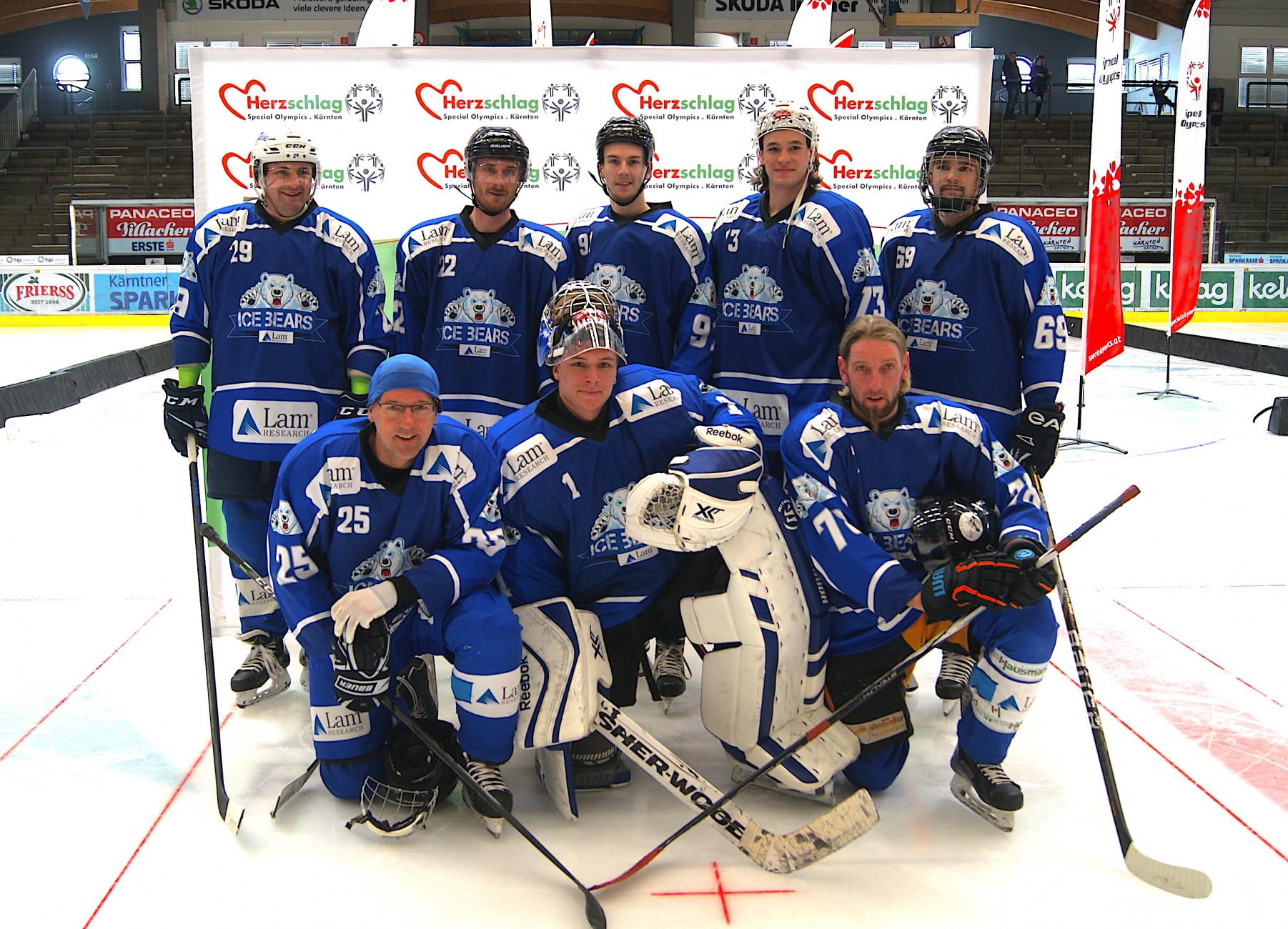 Bild von EC Panaceo VSV unterstützte die Eishockey Charity Challenge!