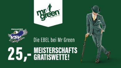 Bild von Die EBEL bei Mr Green