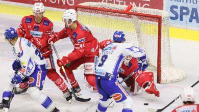Bild von Knappe Niederlage in Klagenfurt!
