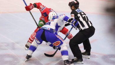 Bild von Derbytime in Villach: Der VSV will im Hockeykracher zurück in die Erfolgsspur!
