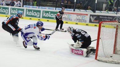 Bild von Revanche gelungen: Starker VSV siegte gegen Linz mit 5:1!