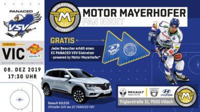 Bild von Motor Mayerhofer Fan-Night