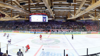 """Photo of Es ist """"Derbytime"""" in Villach: Der VSV will im Hockey-Kracher den nächsten Sieg!"""