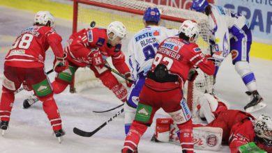 Bild von Derby-Niederlage in Klagenfurt