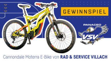 Bild von E-Bike Gewinnspiel