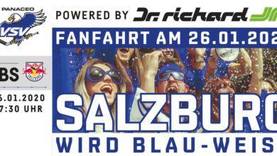 """Photo of Blau-weißer Fan-Ansturm auf den """"Volksgarten"""""""