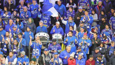 """Bild von Showdown: Hunderte Fans unterstützen die """"Adler"""" in Salzburg im Kampf um die Top 5!"""