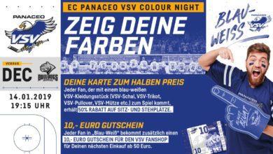 Photo of EC PANACEO VSV Colour-Night: Zeig deine Farben!