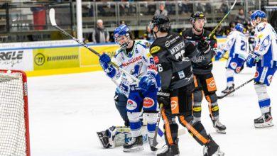 Photo of VSV verliert Match in Dornbirn!
