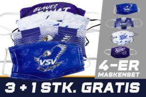 VSV Maske 4er Set