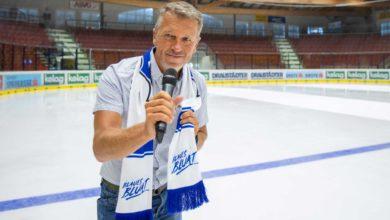 """Bild von Er ist zurück: Gerhard Oberrauner ist die neue, """"alte"""" Stimme des EC VSV!"""