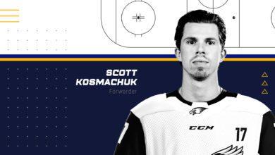 """Bild von Transferbombe: Mit Scott Kosmachuk verstärkt ein echter Goalgetter die """"Adler""""!"""