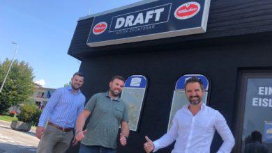 """Bild von Die neue """"Draft Adler Sportsbar"""" öffnet am Freitag!"""